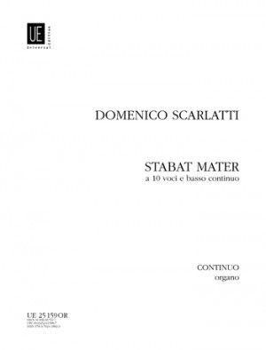 Scarlatti, D: Stabat mater