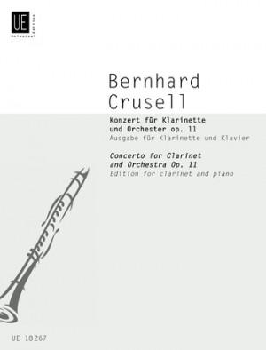 Crusell, B H: Concerto op. 11