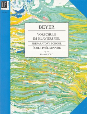 Beyer, F: Primer for the Piano op. 101