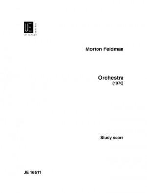 Feldman, M: Orchestra