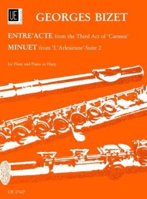 Bizet, G: Entr'acte from the Third Act of Carmen / Minuet from L'Arlésienne-Suite 2