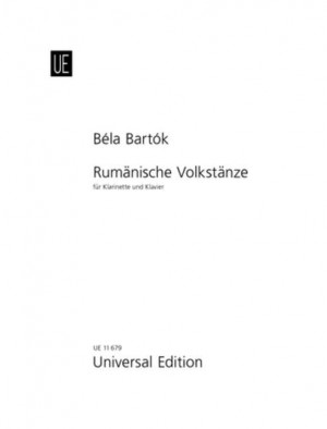 Bartok, B: Romanian Folk Dances