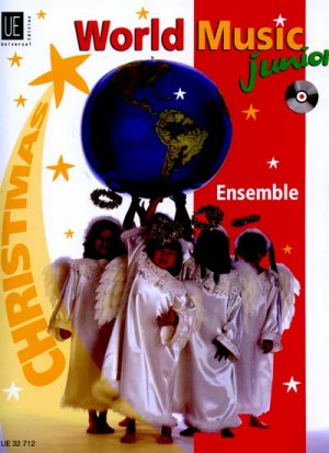 World Music junior - Christmas with CD