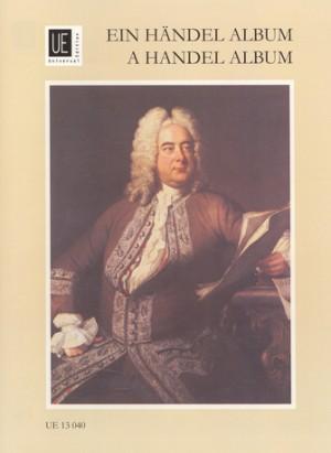 Handel, G F: Handel Easy Pieces