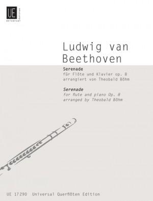 Beethoven, L v: Beethoven Serenade Op8 Fl Pft Op. 8