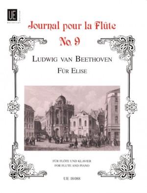 Beethoven, L v: Beethoven Fur Elise Vol.ix Fl Pft Woo 59 Band 9