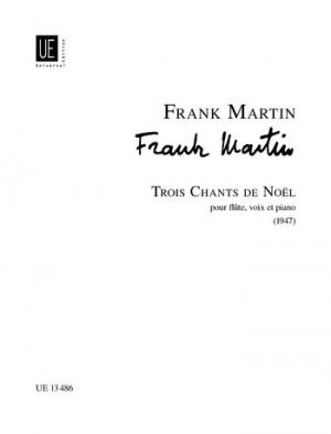 Martin, F: Three Christmas Songs