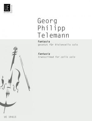 Telemann: Telemann Fantasia Solo Cello