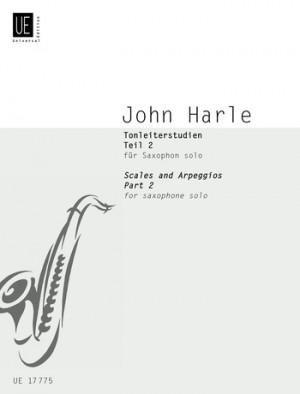Harle, J: Harle Scales & Arpeggios Part2 Sax Band 2