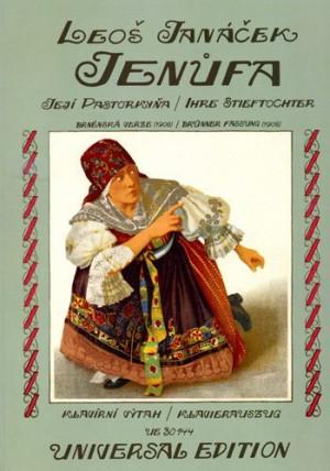 Janácek, L: Jenufa