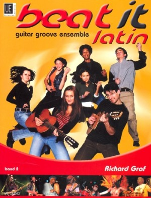 Graf, R: beat it – Latin  guitar groove ensemble