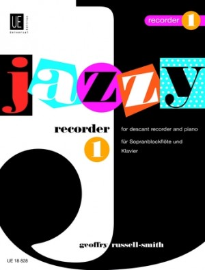 Russell-Smith, G: Jazzy Recorder 1 Band 1