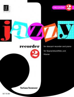 Bonsor, B: Jazzy Recorder 2 Band 2