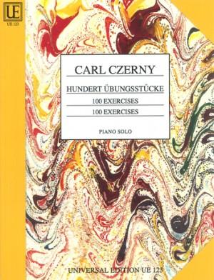 Czerny, C: 100 Practical Exercises Op. 139
