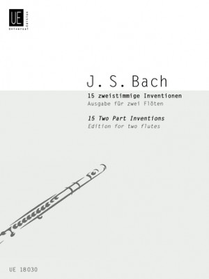 Bach, J S: 15 Two-Part Inventions