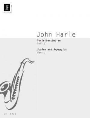 Harle, J: Harle Scales & Arpeggios Pt1 Sax Band 1
