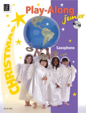 World Music junior - Christmas witht CD