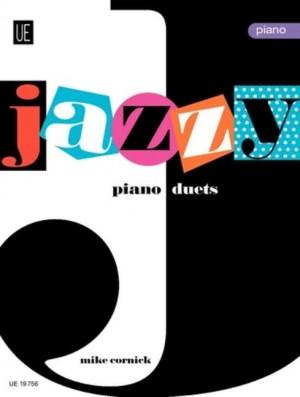 Cornick, M: Jazzy Duets Piano 1 Band 1