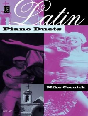Cornick, M: Latin Piano Duets