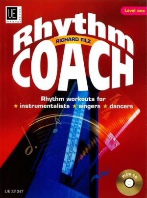 Filz, R: Rhythm Coach with CD Band 1
