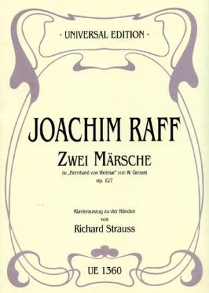 Zwei Märsche op. 127