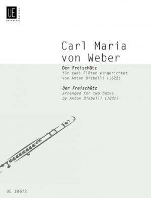 Weber: Weber Der Freischutz 2fl