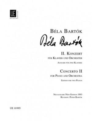 Bartok, B: Piano Concerto No.2