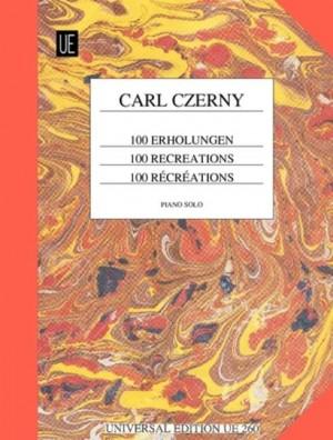 Czerny, C: Czerny 100 Recreations