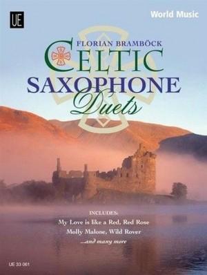 Afro-Latin Saxophone Duets