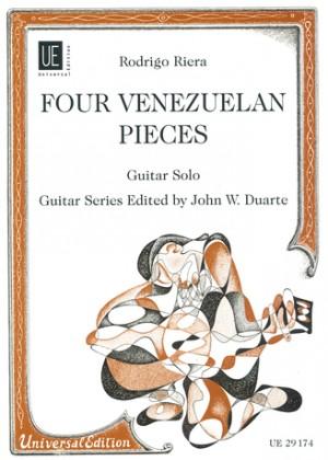 Riera, R: 4 Venezuelan Pieces