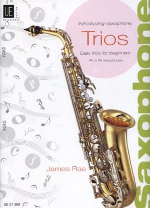 Rae, J: Introducing Saxophone – Trios