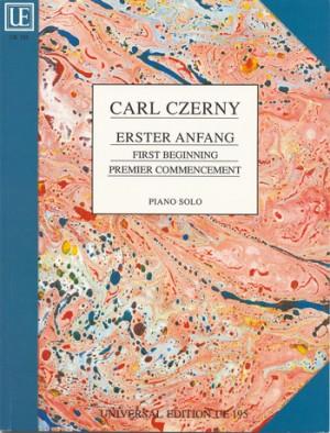 Czerny, C: Czerny 1st Beginings