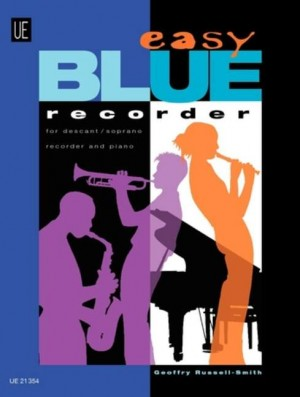 Russell-Smith, G: Easy Blue Recorder