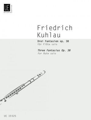 Kuhlau, F: 3 Fantasies Op. 38 op. 38