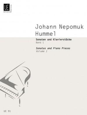 Hummel, J N: Hummel Piano Works Bk.1
