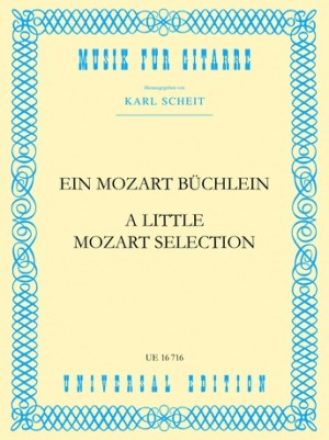 Mozart, W A: Scheit A Little Mozart Selection S Gtr