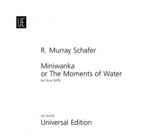 Schafer, R M: Schafer Miniwanka Score