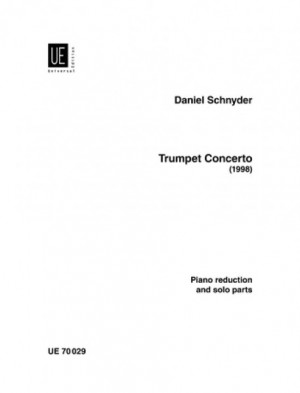 Schnyder, D: Trumpet Concerto