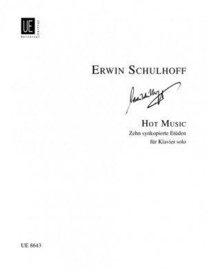Schulhoff, E: Schuloff Hot Music Jazz