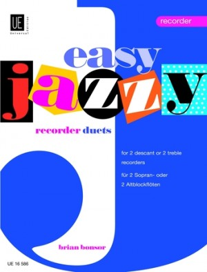 Bonsor, B: Easy Jazzy Duets