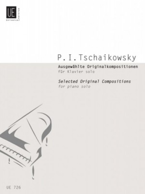 Tchaikovsky: Selected Easy Original Piano Pieces