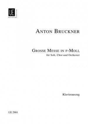 Bruckner, A: Bruckner Messe No.3 Fmin Festival Vocal