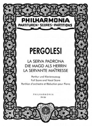 Pergolesi, G B: La Serva Padrona