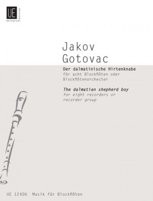 Gotovac, J: The Dalmation Shepherd