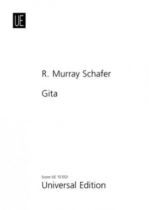Schafer, R M: Schafer Gita Oct Score