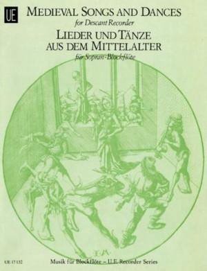 Medieval Songs & Dances S.des Rec