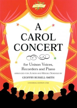 Russell-Smith, G: Russell-smith Carol Concert Pack