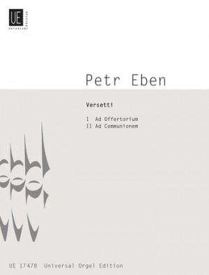Eben, P: Versetti I & II Org