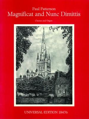 Patterson, P: Patterson Magnificat & Nunc Dimittis Cho Op. 59