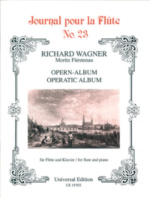 Richard Wagner: Operatic Album for flute and piano